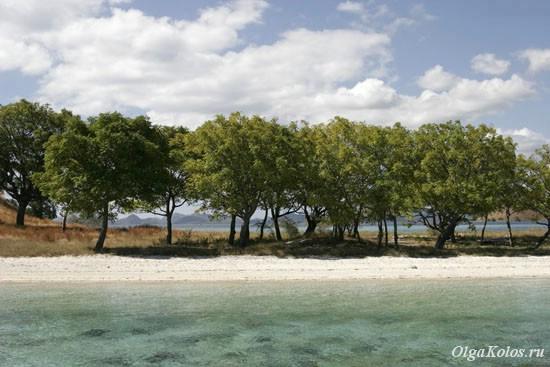 Остров рядом с Комодо