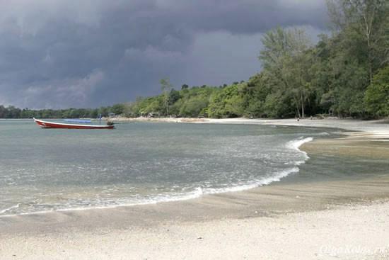 Ко Чанг в Андаманском море