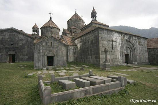 Монастырь Ахпат