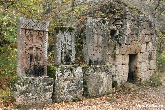 Монастырь в Агарсине