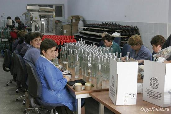 Винный завод в Иджеване