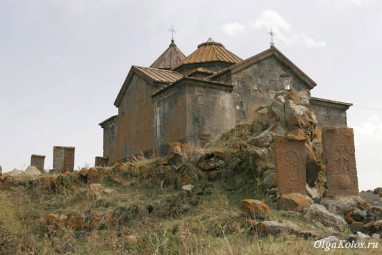 Монастырь Аираванк