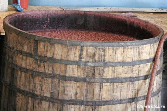 Винный завод в Арени