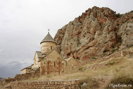 Монастырский комплекс Нораванк