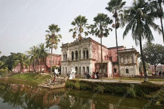Дворец Сонаргаон в пригороде Дакки