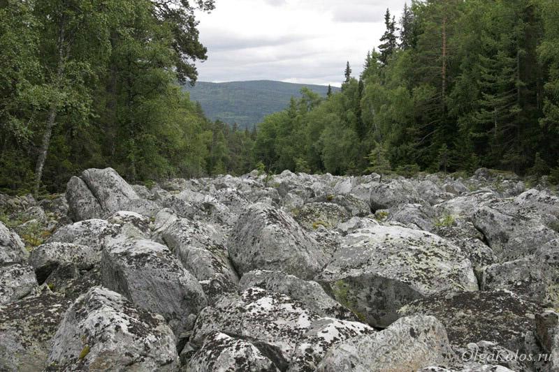 Каменная река, Башкирия, Южный Урал