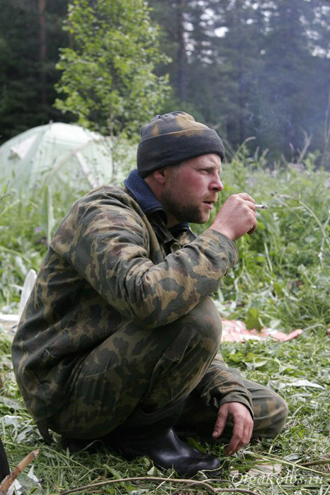 Наш инструктор Егор