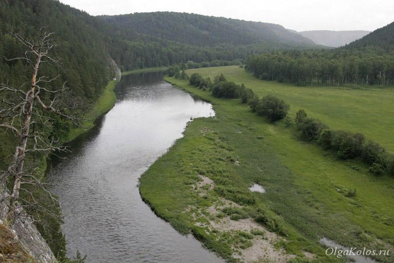 Река Белая, Башкирия, Южный Урал