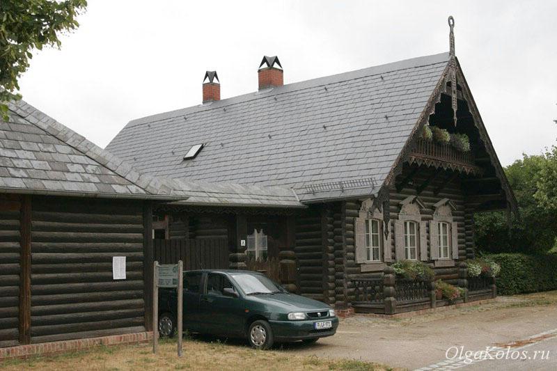 Русская деревня Александровка, Потсдам