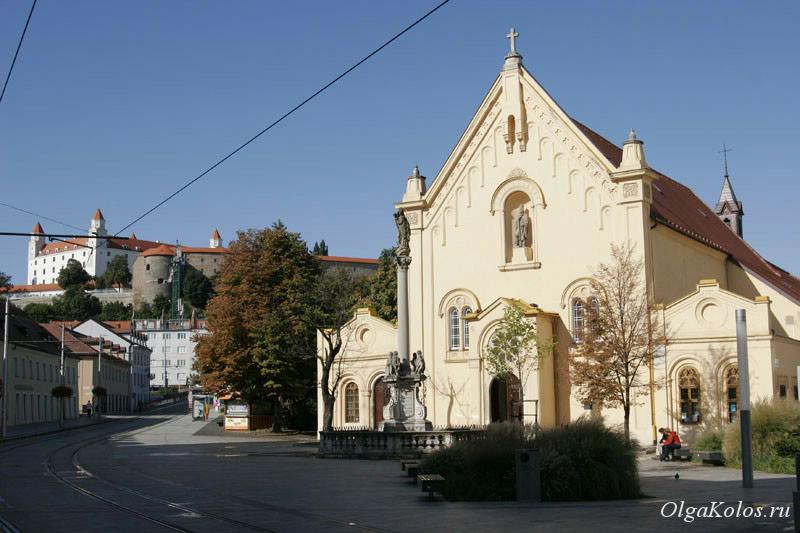 Старый город в Братиславе