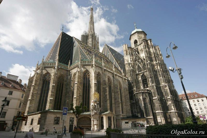 Собой Святого Стефана, Вена