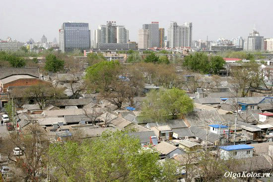 Хутонги Пекина