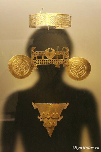 Музей золота, Богота