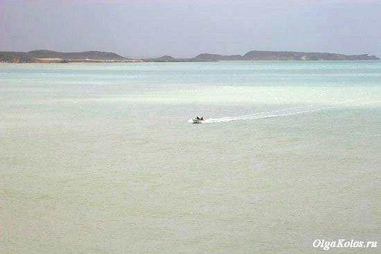 Пунта Гальинас, полуостров Гуахира
