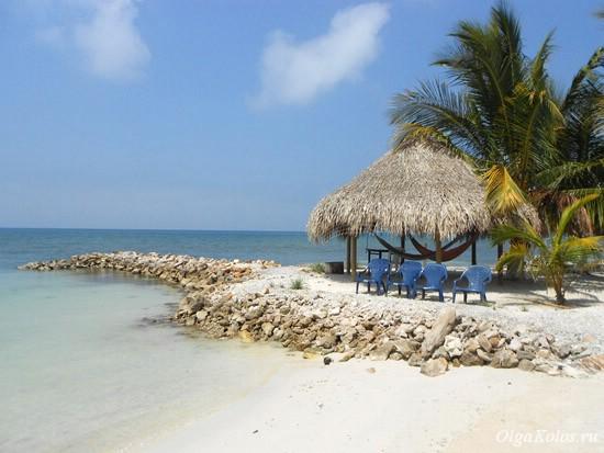 Национальный парк и архипелаг San Bernardo, Карибское море