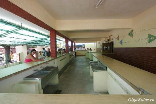 Социалистическая пиццерия в Гуанабо