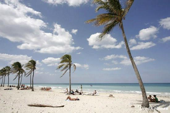Пляж Гуанабо