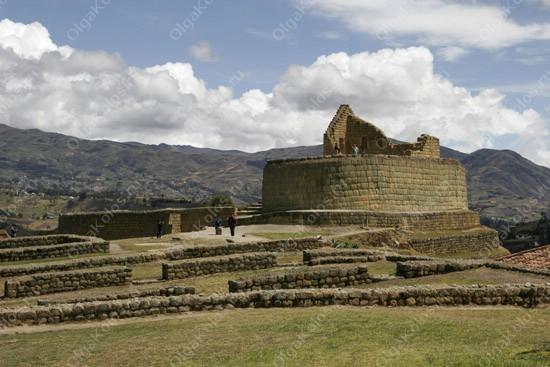 Руины в Ингапирке