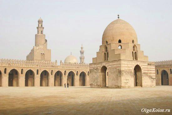 Мечеть Ибн Тулун. Каир