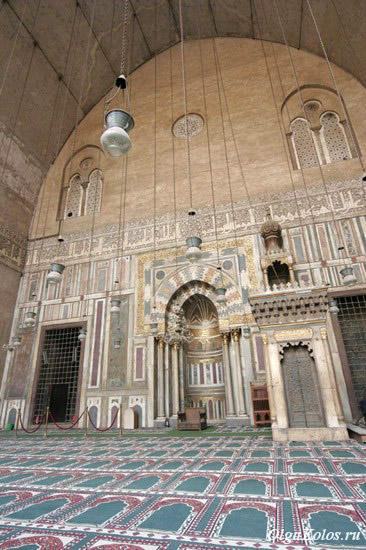 Мечеть Султана Хасана. Каир