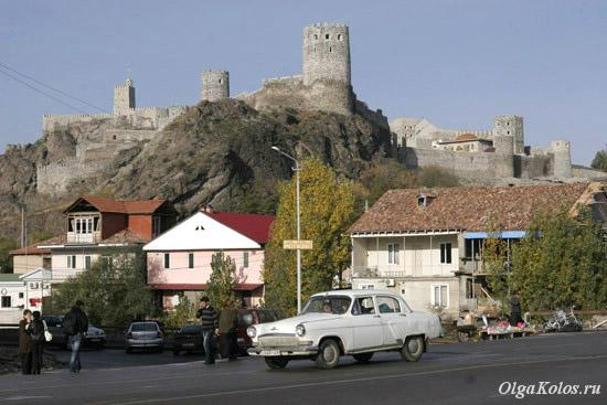 Крепость в Ахалцихе