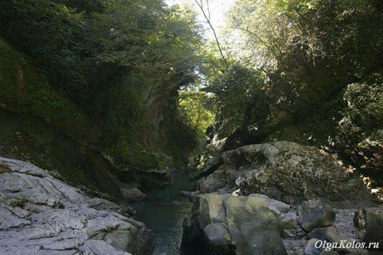 Мартвильские каньоны