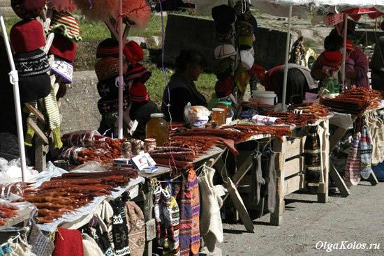 Остановка по пути из Казбеги в Тбилиси