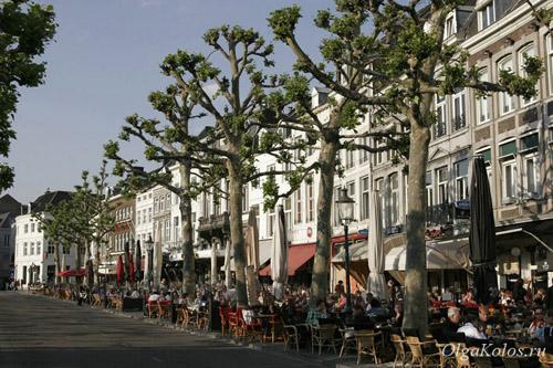 Маастрихт, Голландия