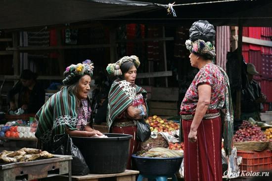 Рынок в Небах