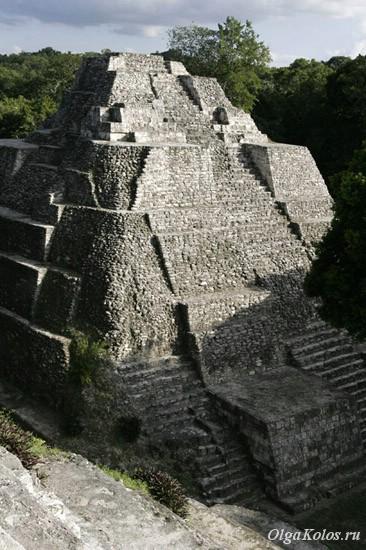 Пирамиды в Йашхе