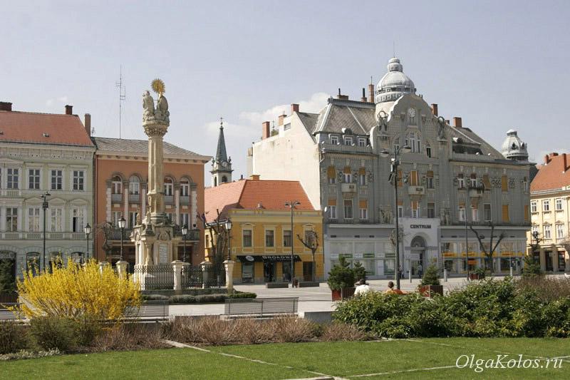 Сомбатхей (Szombathely)