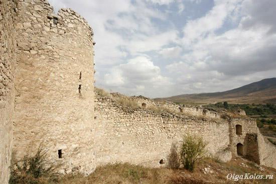 Крепость Майраберд