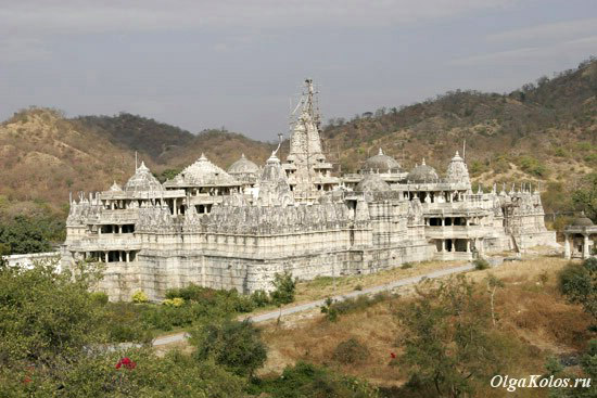 Храм в Ранакпуре