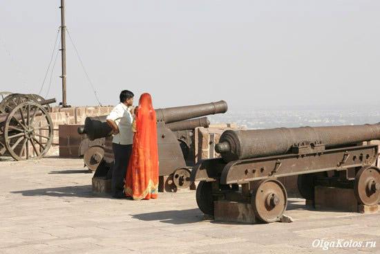 Форт в Джодхпуре