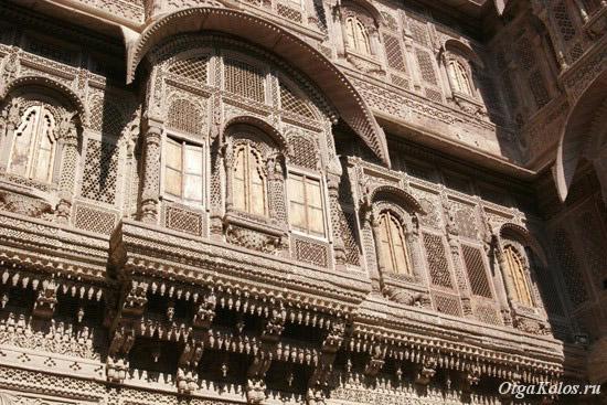 Дворец в Джодхпуре
