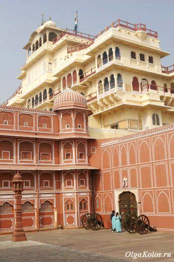 Дворец в Джайпуре