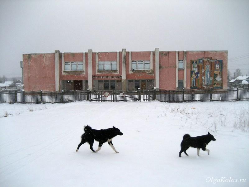 Унорож, Костромская область
