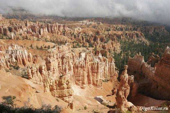 Национальный парк Bryce