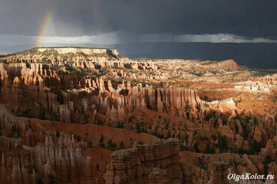 Национальный парк Bryce Canyon