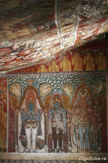 Пещерные храмы Мулкиригалы