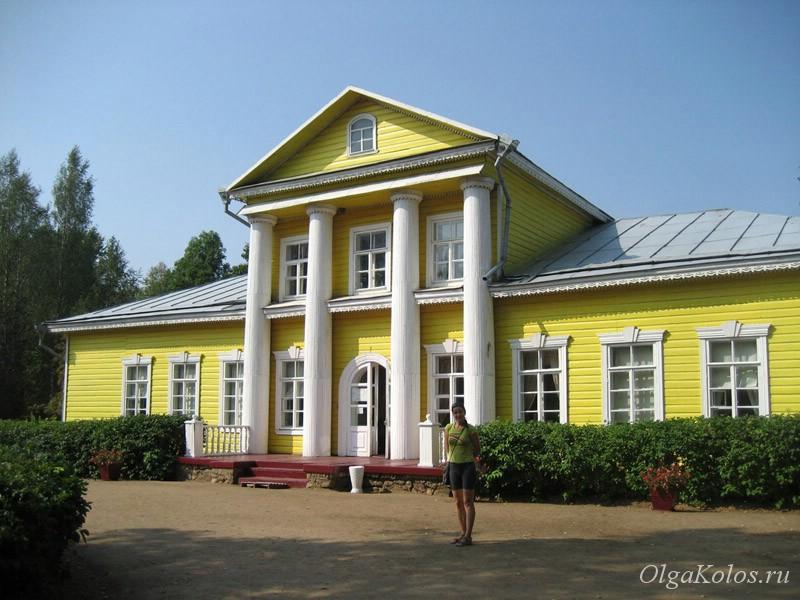Музей-усадьба Мусоргского в Наумово