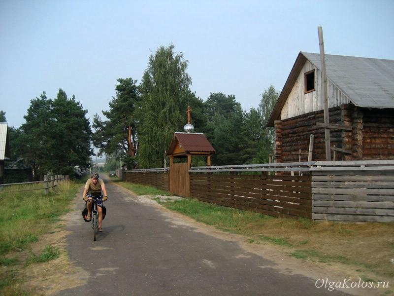 Деревня Учма
