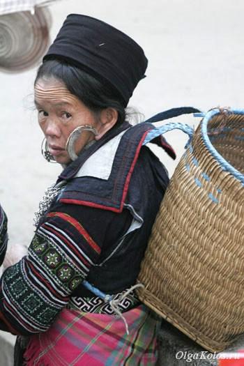 Черные хмонги. Сапа